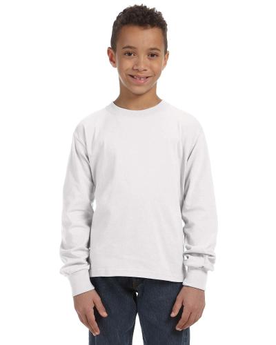 Youth 5 oz., 100% Heavy Cotton HD® Long-Sleeve T-Shirt