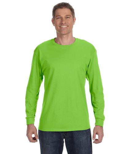 6.1 oz. Tagless® ComfortSoft® Long-Sleeve T-Shirt