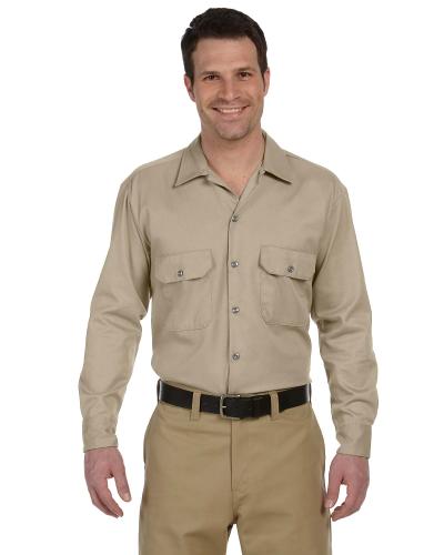 Men's 5.25 oz. Long-Sleeve Work Shirt