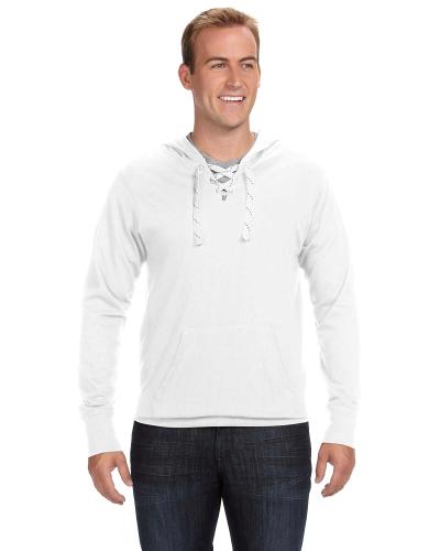 Sport Lace Jersey Hood