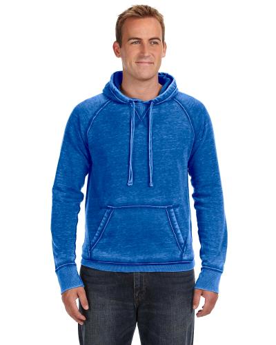 Vintage Zen Fleece Pullover Hood