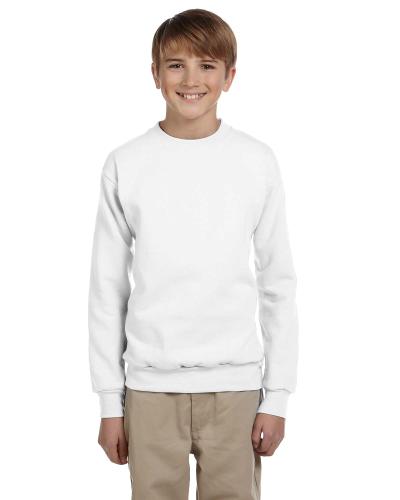 Youth 7.8 oz. ComfortBlend® EcoSmart® 50/50 Fleece Crew